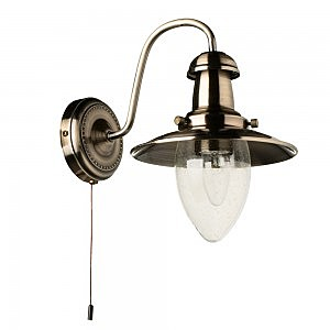 настенное бра A5518AP-1AB Arte Lamp Fisherman