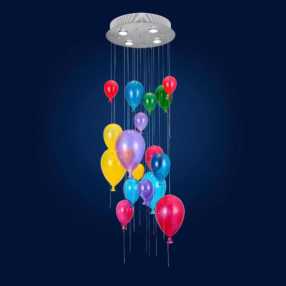 люстры в детскую воздушные шары агентство Индекс